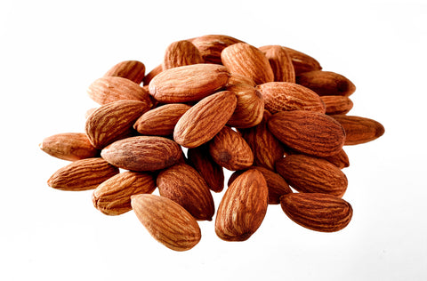 Almonds Roasted No Salt