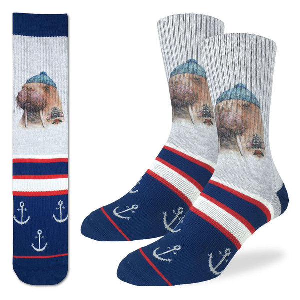 Walrus Sailor Active Fit Socks