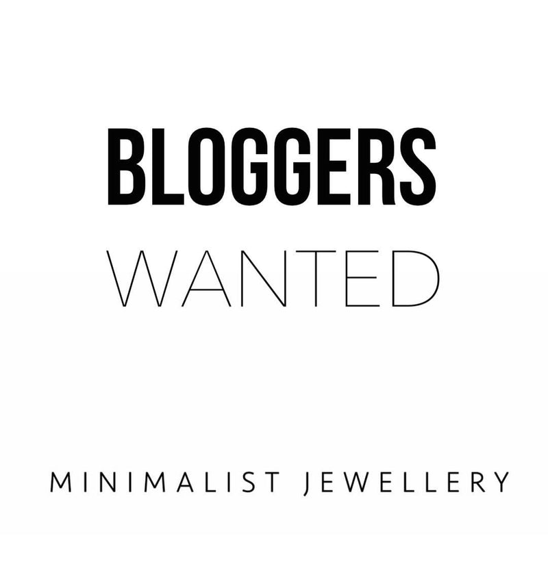BLOGGERS: We want YOU!