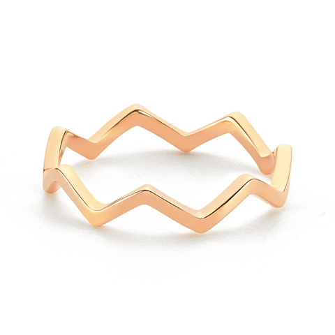 OCTO RING (ROSE GOLD)