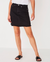 Fray Skirt - Black