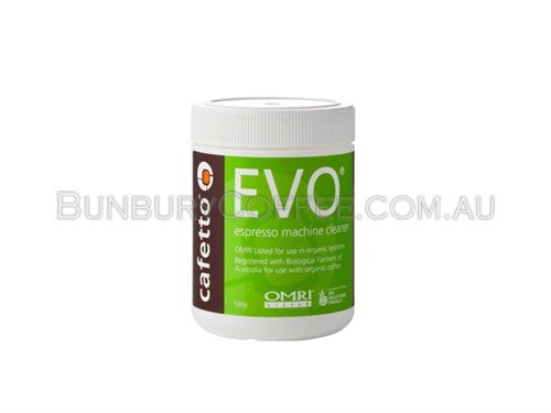 Cafetto EVO Organic Espresso Machine Cleaner - 500G