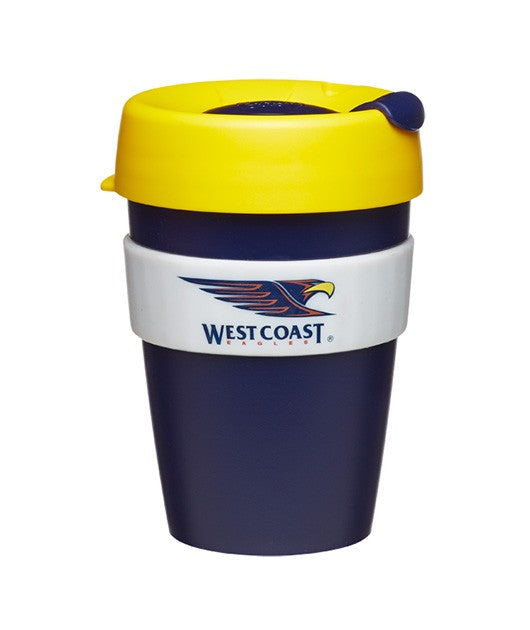 WEST COAST EAGLES - KEEPCUP 12OZ/340ML