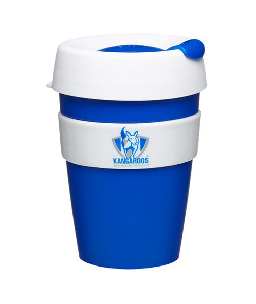 NORTH MELBOURNE KANGAROOS - KEEPCUP 12OZ/340ML
