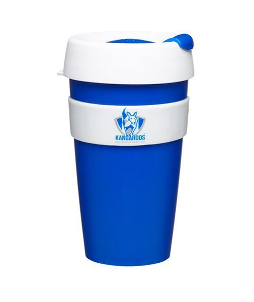 NORTH MELBOURNE KANGAROOS - KEEPCUP