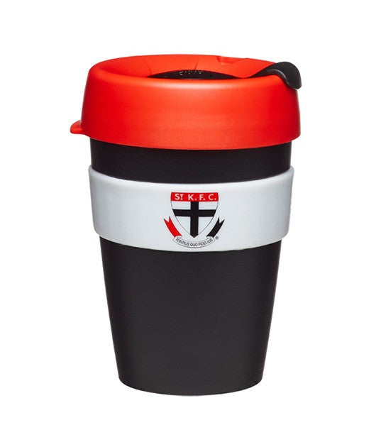 ST KILDA SAINTS - KEEPCUP 12OZ/340ML