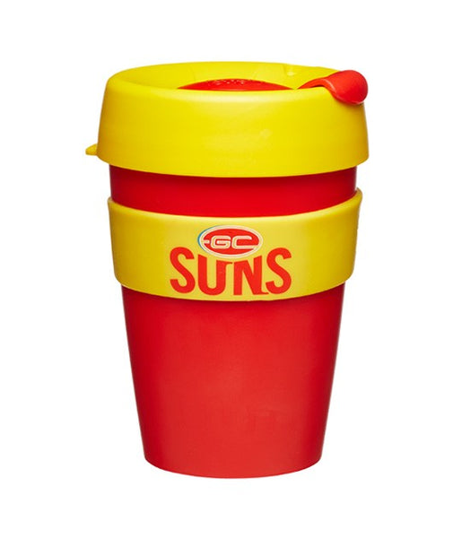 GOLD COAST SUNS - KEEPCUP 12OZ/340ML