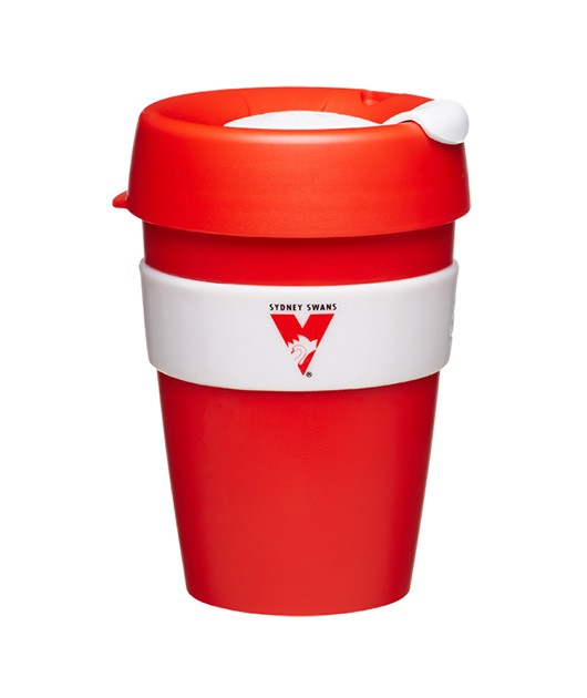 SYDNEY SWANS - KEEPCUP 12OZ/340ML