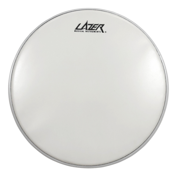 "Coated White Drumhead, Bass Drum (18"" ~ 28"")"