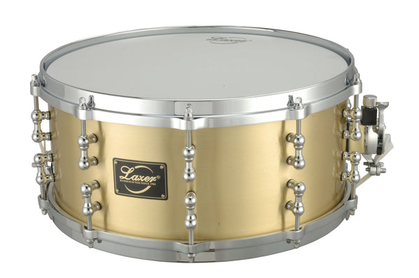 Brass Brushed Snare Drum (SD-23)