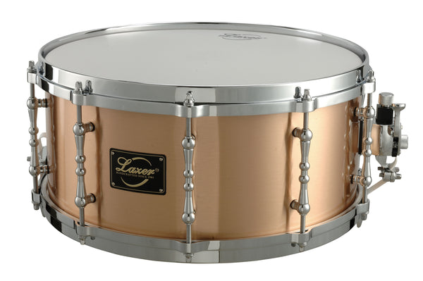 Phosphor Bronze Brushed Snare Drum (SD-24)