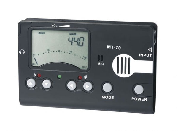 Guitar & Bass Tuner (MT-70)