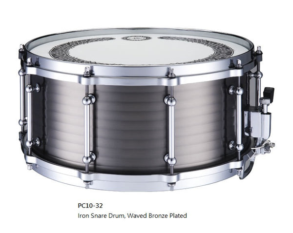 Iron Snare Drum (PC10-32)