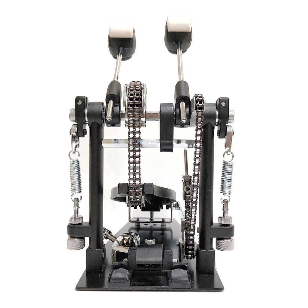 Hotspur Twin-Beater Single Bass Drum Pedal (PC12-15)