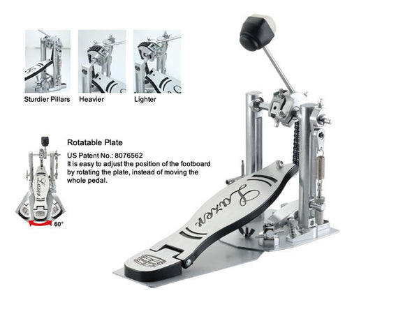 Single Bass Drum Pedal (12-18)