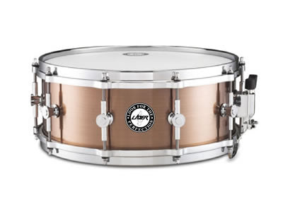 Iron Snare Drum, Copper Plated (PC9-14)