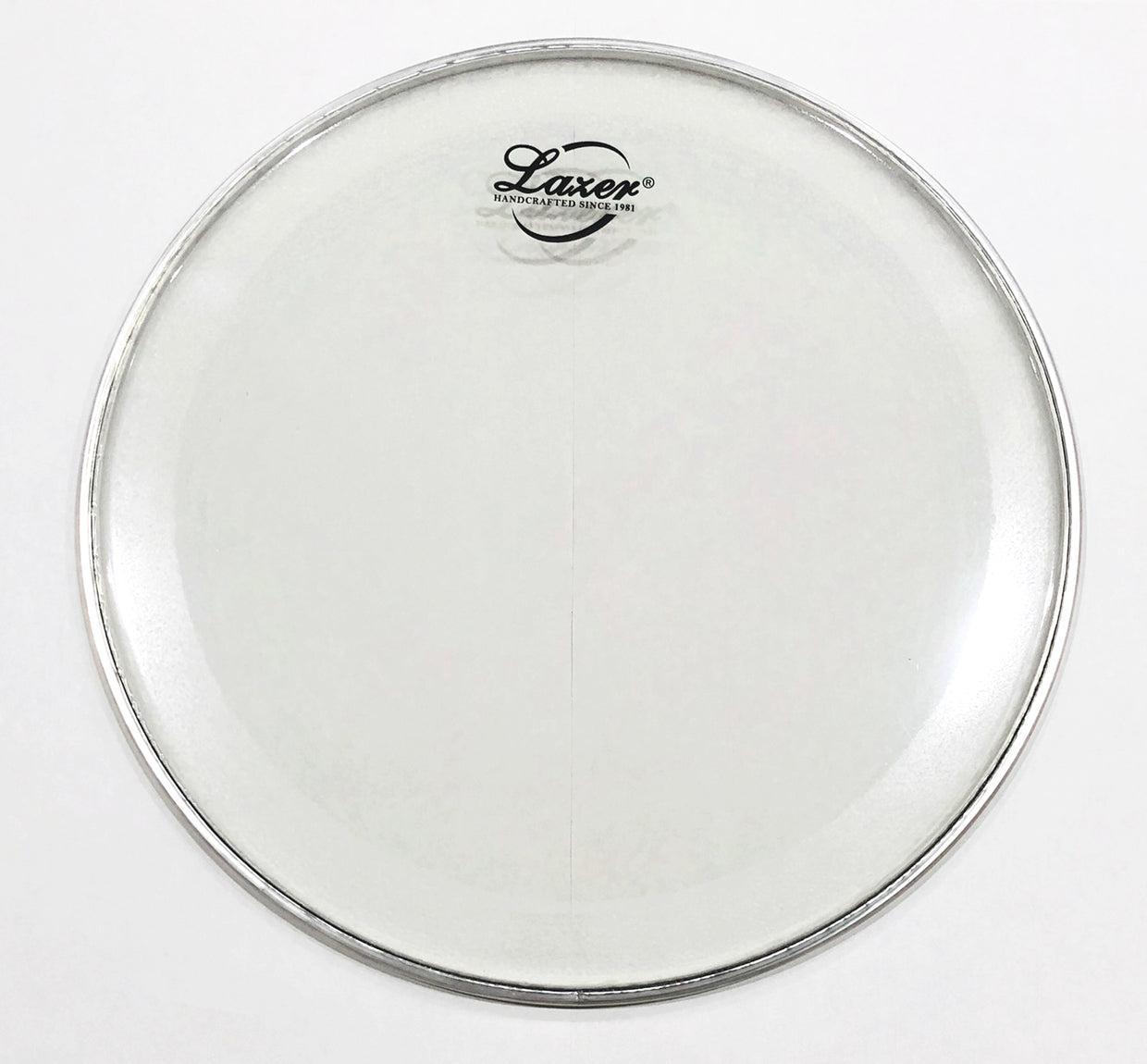 "Transparent Double Skin Drumhead (6"" ~ 18"")"
