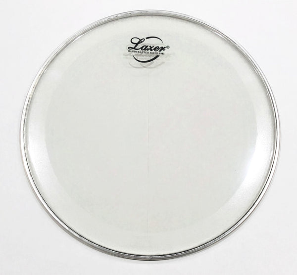"Transparent Double Skin Drumhead, Bass Drum (18"" ~ 26"")"
