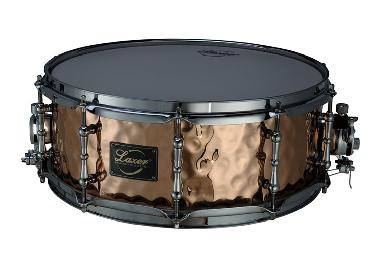Hammered Phosphor Bronze Snare Drum (SD-04)