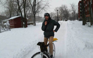 Winter cyclists want more