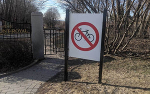 The  pluses and minuses of safe bike paths in Montreal
