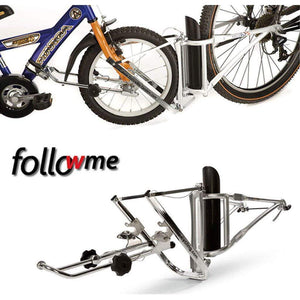 FollowMe Tandem - The Ideal Tandem Bike Attachment