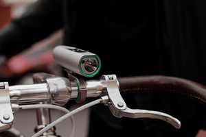 Beryl / Blaze Laserlight mounted on handlebar