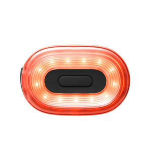 BERYL Pixel - Dual Color Bike Light - Red