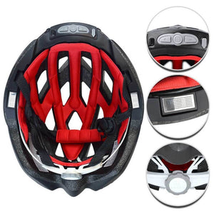 Control Buttons, Bluetooth Speaker, Rotation Regulating Port - LIVALL Smart Helmet BH60SE