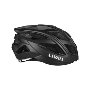 Livall BH60SE Smart cycling helmet right view - Black