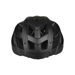 LIVALL BH60SE Smart cycling helmet front view - Black