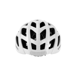 Livall BH60SE Smart cycling helmet front view - White