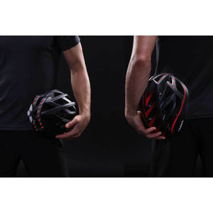 Light weight LIVALL BH62 Smart cycling helmet - Matte with black & red color