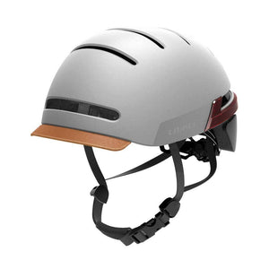LIVALL BH51T Smart Urban Helmet Sandstone Grey  Lateral view