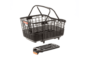 OGK Accessory Brown OGK Detachable Rear Basket