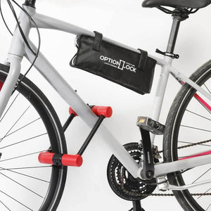 OptionLock Bike Lock OptionLock - The Original Two-Sided Bike Lock
