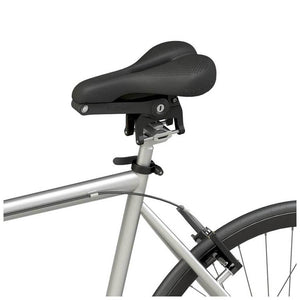 Seatylock Trekking Chameleon - Saddle on bike