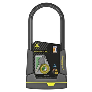 "U-lock Pentagon Pure 30cm / 11.8"" - Packaging"