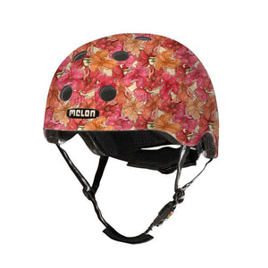 Bicycle Helmet Urban Active MELON - Bohemian Flower