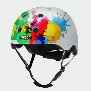 trucavelo Helmet MELON Urban Active Helmet - COLOURSPLASH