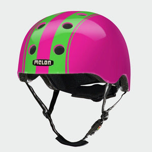 Bicycle Helmet Urban Active MELON - Double Green Pink