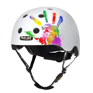 Bicycle Helmet Urban Active MELON - Handprint
