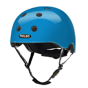 Bicycle Helmet Urban Active MELON - Rainbow Blue
