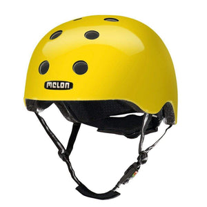 Bicycle Helmet Urban Active MELON - Rainbow Yellow