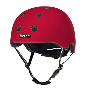 Bicycle Helmet Urban Active MELON - Red Berry