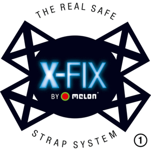 X-Fix – the Roll-Off-Protection Safety System MELON Helmet