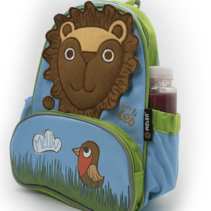 Toddler Backpack Story Leo - MELON