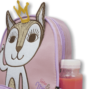 Side Pocket - MELON Toddler Story Backpack Miez