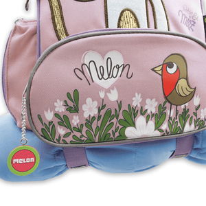 Backpack Utility Straps - MELON Toddler Story Backpack Miez