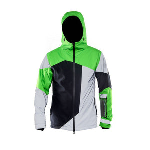 Urban Circus Jacket Green / XS The High Visibility Cycling Jacket for Urban Bikers